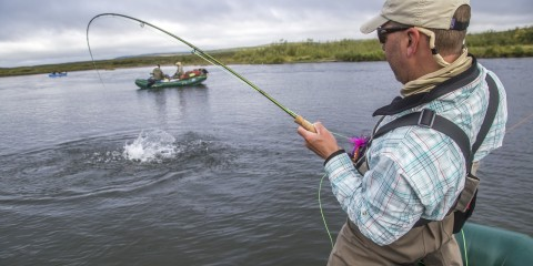 Book Your Fly Fishing Trip