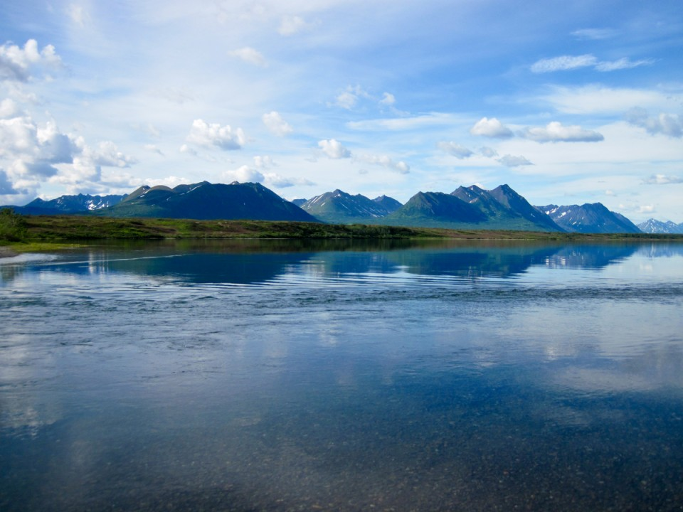 Togiak River Expedition From Lake To Estuary A Paradox